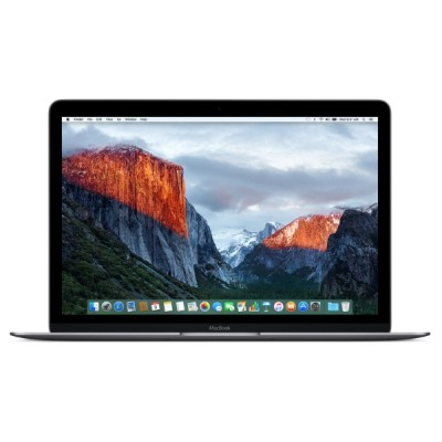 "MacBook 12"" dual-core Core m3 1.1ГГц • 8ГБ • 256ГБ • HD Graphics 515 - Space Gray"