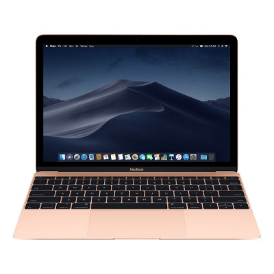 "MacBook 12"" dual-core Core i7 1.4ГГц • 16ГБ • 512ГБ • HD Graphics 615 - Gold"