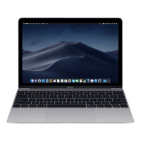 "MacBook 12"" dual-core Core m3 1.2ГГц • 8ГБ • 256ГБ • HD Graphics 615 - Space Gray"