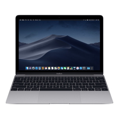 "MacBook 12"" dual-core Core i5 1.3ГГц • 8ГБ • 512ГБ • HD Graphics 615 - Space Gray"