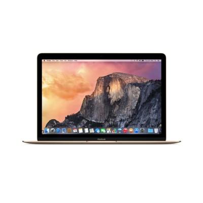 "MacBook 12"" dual-core Core M 1.1ГГц 8ГБ/256ГБ/HD Graphics 5300 - Gold"
