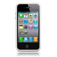 Apple iPhone 4/4S Bumper - White