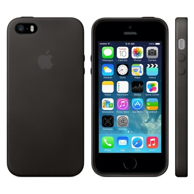 Apple iPhone 5s Case - Black