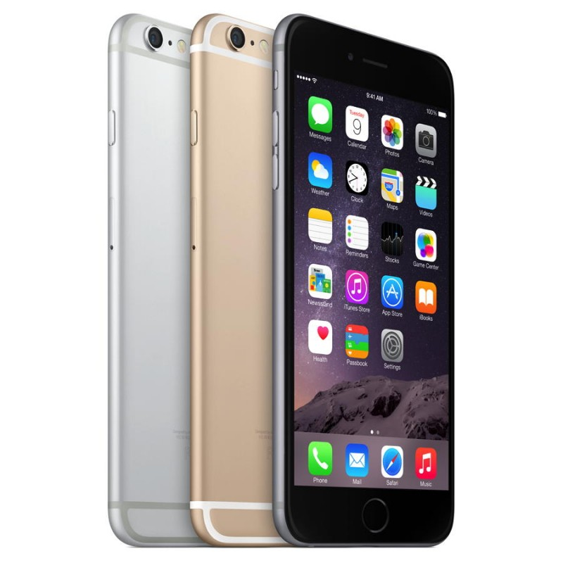 silver iphone 6 plus iphone 6 plus 16gb silver 16130