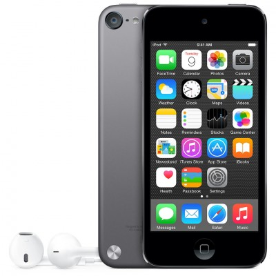iPod touch (5G) 64GB - Space Gray