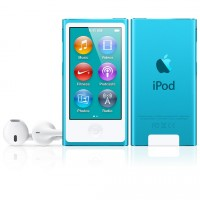 iPod nano (7G) 16GB - Blue