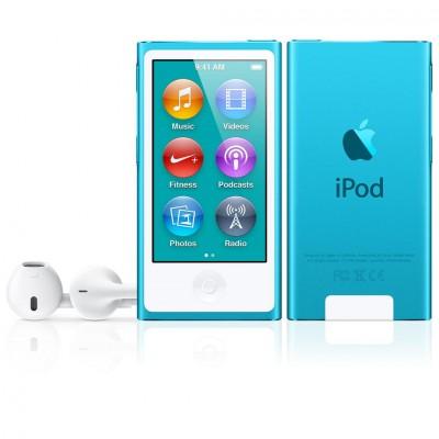 iPod nano (7G) 16GB - Blue