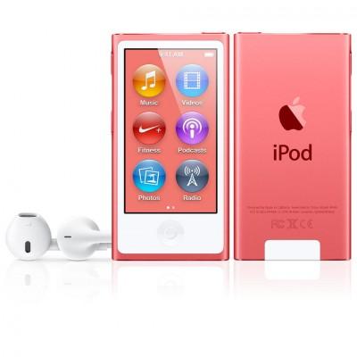 iPod nano (7G) 16GB - Pink
