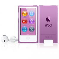 iPod nano (7G) 16GB - Purple