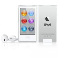 iPod nano (7G) 16GB - Silver