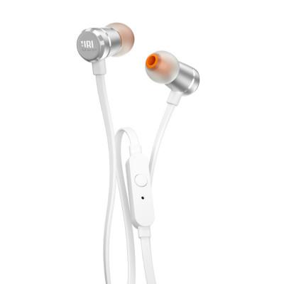 JBL T290 In-Ear Headphones - Silver