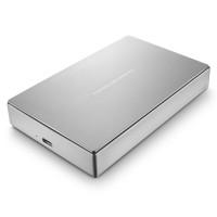 LaCie Porsche Design Mobile Drive 4TB - Silver