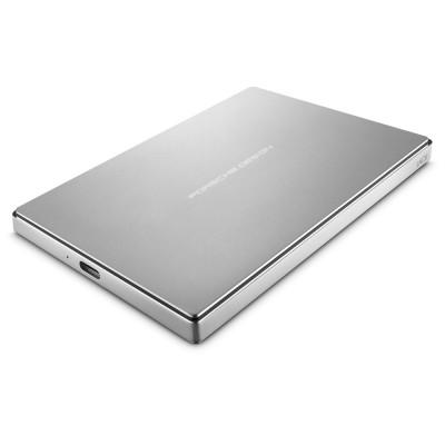 LaCie Porsche Design Mobile Drive 2TB - Silver
