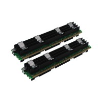 Transcend 4GB (2 x 2GB) 667MHz DDR2 ECC FB-DIMM Kit for Mac Pro