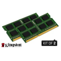 Kingston 16GB (2x8GB) 1600MHz DDR3L (PC3-12800) SO-DIMM Kit for Mac