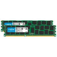 Crucial 32GB (2x16GB) 1866MHz DDR3 ECC RDIMM Kit for Mac Pro (Late 2013)