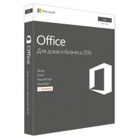 Microsoft Office для дома и бизнеса 2016 для Mac – 1 Лицензия (Русский)