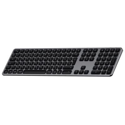 Satechi Bluetooth Wireless Keyboard for Mac - Space Gray