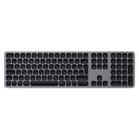 Satechi Bluetooth Wireless Keyboard for Mac - Space Gray