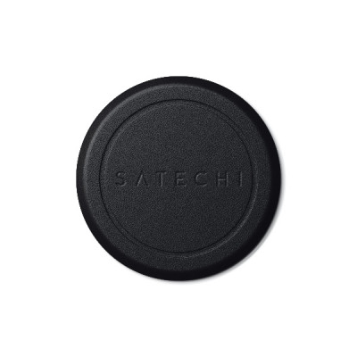 Satechi Magnetic Sticker for iPhone 11/12 - Black