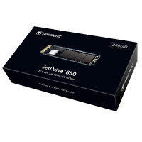 Transcend JetDrive 850 240GB PCIe SSD Upgrade Kit for Mac