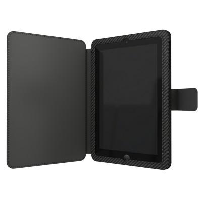 XtremeMac Thin Folio for iPad mini - Carbon Fiber (Карбон)